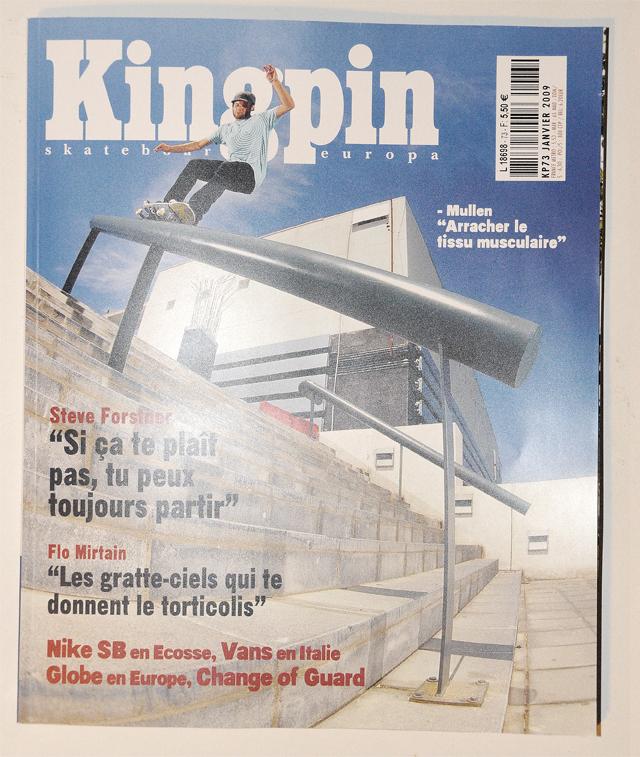 Guillaume-dulout-5boro-Kingpin #72