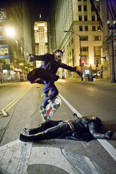 A Reblog:%0A%0Aunderpantscharleston:%0A%0Ajuliasegal:%0A%0ADeleted scene? Actually… I read this is a REAL picture from the set…Heath Ledger was apparently a skateboarder
