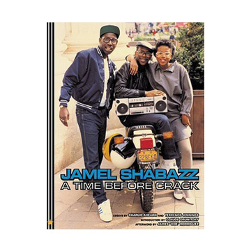 Adidas Book Jamel Shabazz %22A Time Before Crack%22